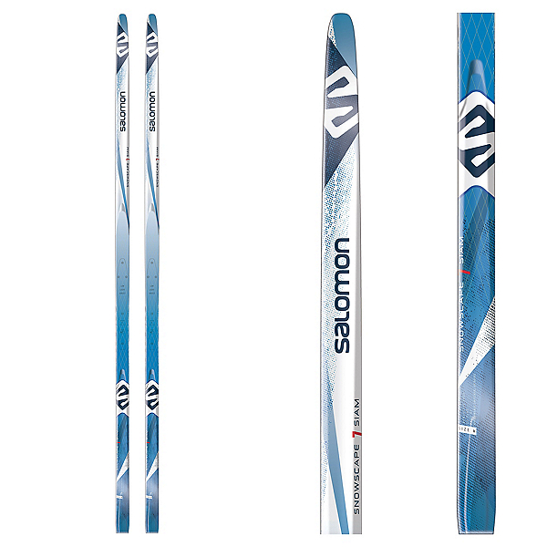Salomon Snowscape 7 Siam Cross Country Skis, , 600