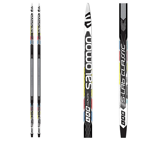 Salomon S-Lab Classic Cold Soft Cross Country Skis, , 600