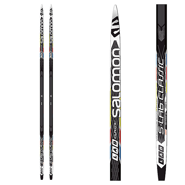 Salomon S-Lab Classic Warm Medium Cross Country Skis, , 600