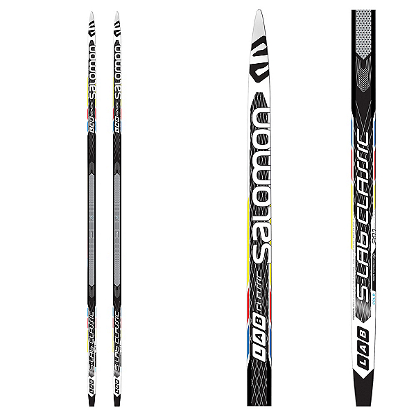 Salomon S-Lab Classic Cold Hard Cross Country Skis, , 600