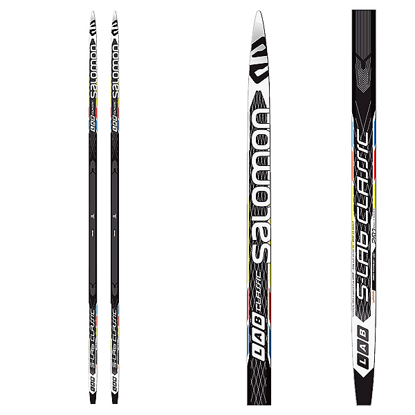 6b0c7a87298c Salomon S-Lab Classic Warm Soft Cross Country Skis 2016
