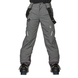 Spyder Propulsion Kids Ski Pants, Polar Herringbone, 256