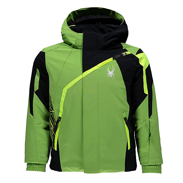0746c71c32b8 Spyder Mini Challenger Toddler Ski Jacket 2018