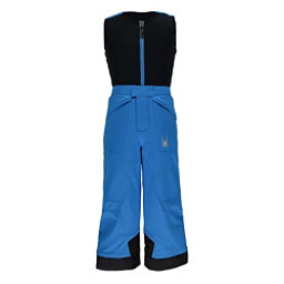 Spyder Mini Expedition Toddler Boys Ski Pants, French Blue-Black, 256