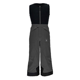 Spyder Mini Expedition Toddler Boys Ski Pants, Polar-Black, 256