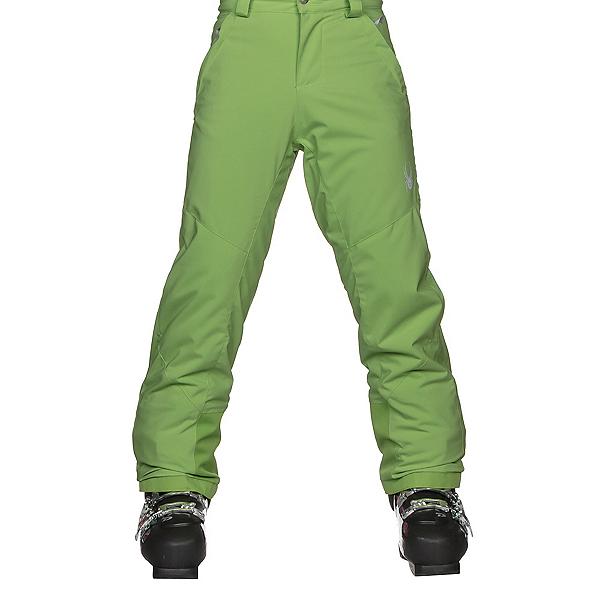 Spyder Vixen Girls Ski Pants, Fresh, 600