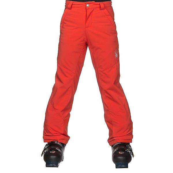 Spyder Vixen Girls Ski Pants, Burst, 600