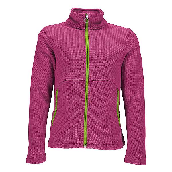 Spyder Endure Girls Sweater, Raspberry, 600