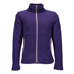 Spyder Endure Girls Sweater, Iris, 256