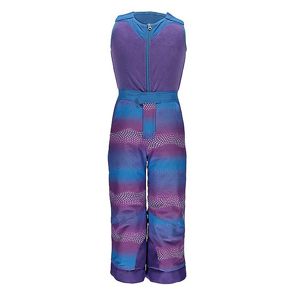 Spyder Bitsy Sparkle Toddler Girls Ski Pants, Grape Star Print-Iris, 600