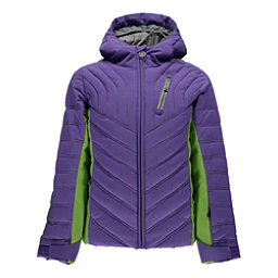 Spyder Hottie Girls Ski Jacket, Iris-Fresh, 256