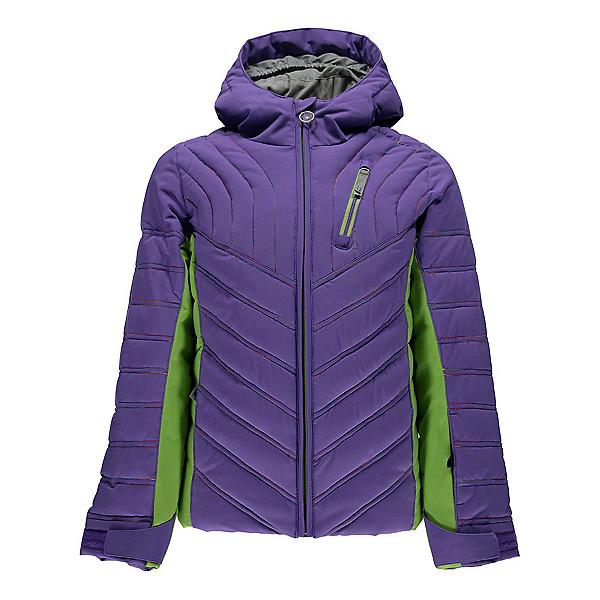 Spyder Hottie Girls Ski Jacket, Iris-Fresh, 600