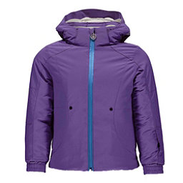 Spyder Bitsy Glam Toddler Girls Ski Jacket, Iris, 256