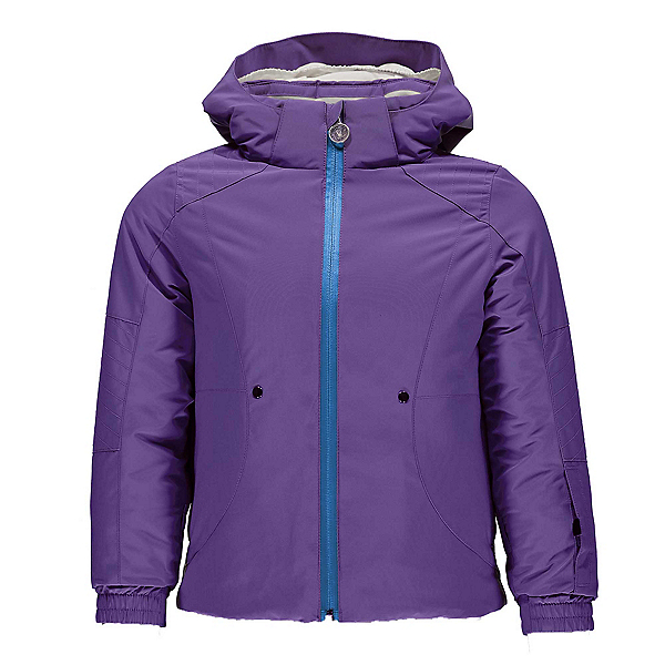 Spyder Bitsy Glam Toddler Girls Ski Jacket, Iris, 600
