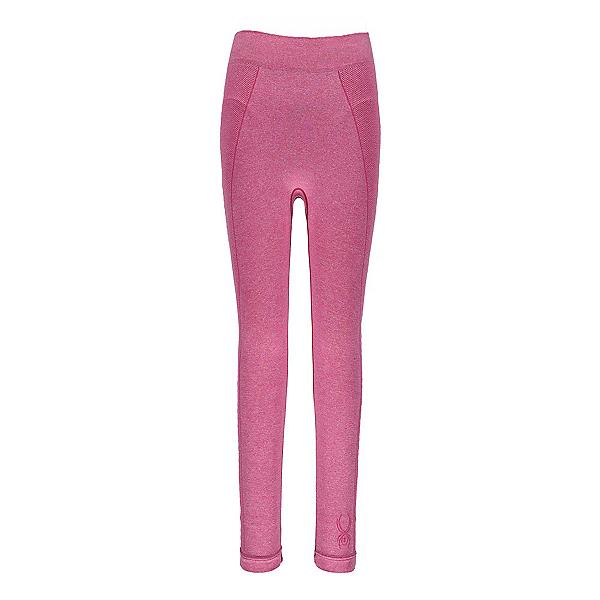 Spyder Cheer Girls Long Underwear Bottom, Raspberry, 600