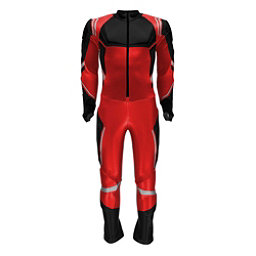 Spyder Performance GS Race Suit, Red-Black-Polar, 256
