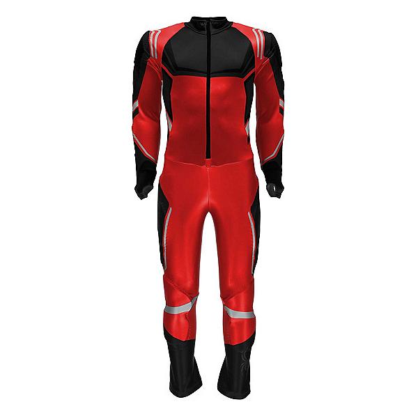Spyder Performance GS Race Suit, Red-Black-Polar, 600