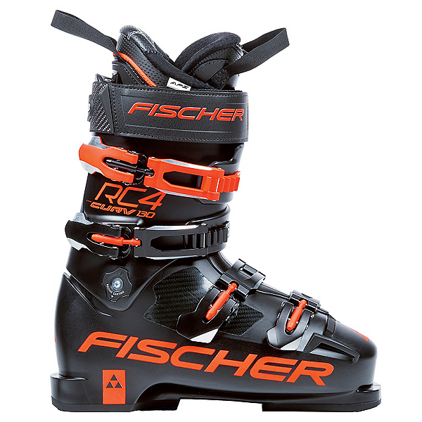 Fischer RC4 The Curv 130 Race Ski Boots 2018, , 600