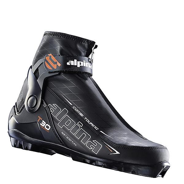 Alpina T 30 NNN Cross Country Ski Boots 2018, Black, 600