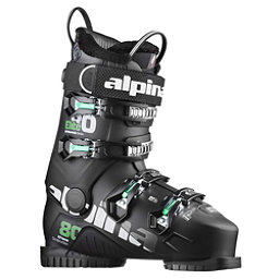 Alpina Elite 80 Heat Ski Boots 2018, Black, 256