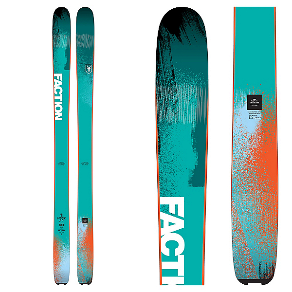 Faction Dictator 2.0 Skis 2018, , 600