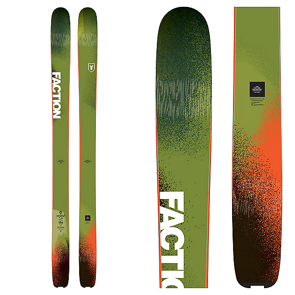 Faction Dictator 3.0 Skis, , 600