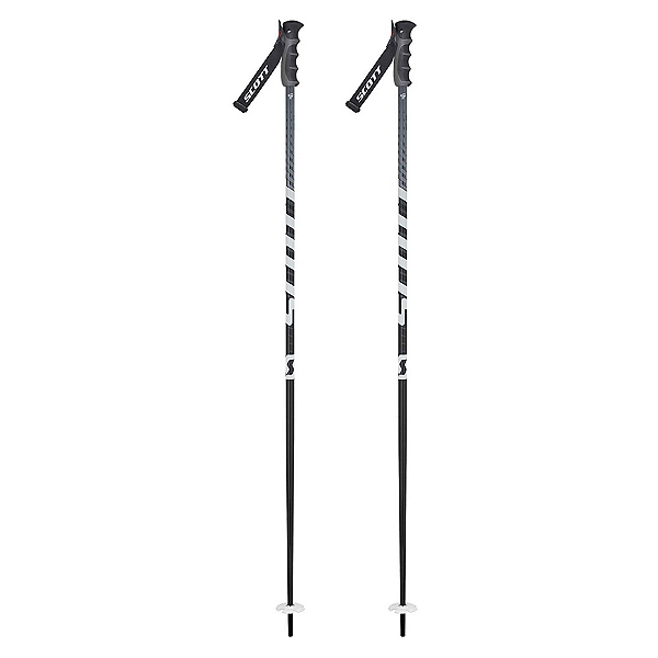 Scott Punisher Ski Poles 2018, Black, 600