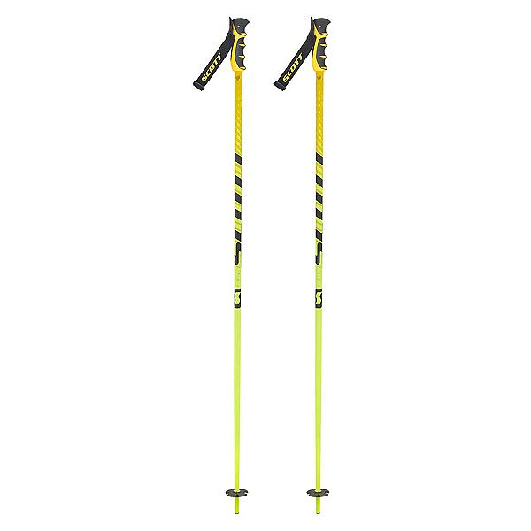 Scott Punisher Ski Poles 2018, Yellow, 600