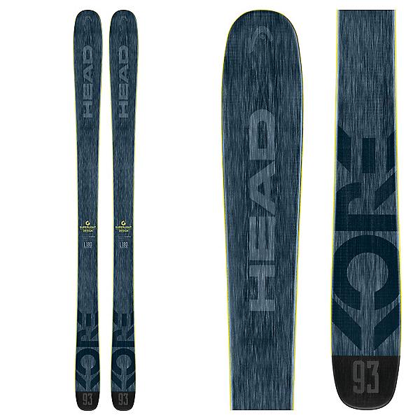 Head Kore 93 Skis 2018, , 600