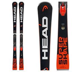 Head Supershape i.Rally Skis with PRD 12 Bindings 2018, , 256