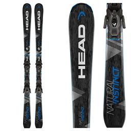 Head Natural Instinct Skis with PR 10 Bindings 2018, , 256