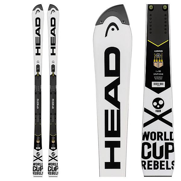 Head WC Rebels i.SL RD Race Skis 2018, , 600