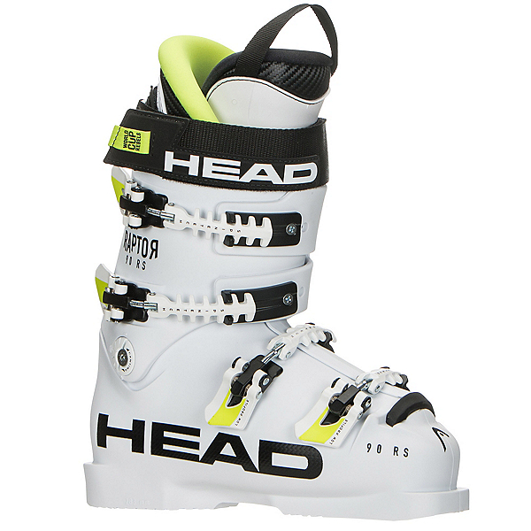 Head Raptor 90 RS Junior Race Ski Boots 2018, White, 600