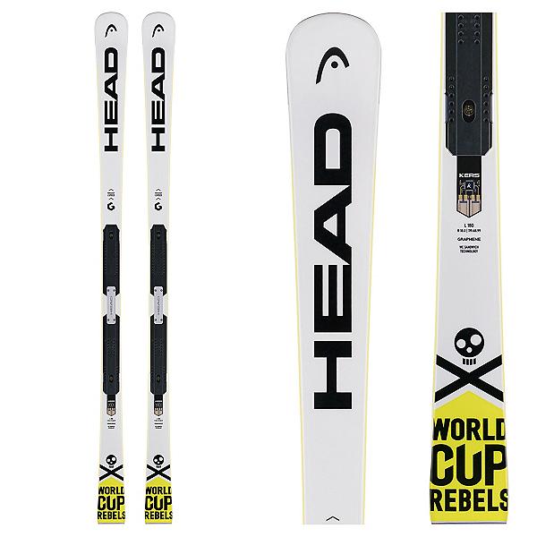 Head WC Rebels i.Speed EP EVO Race Skis 2018, , 600
