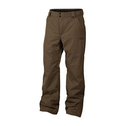 Oakley SunKing BioZone Shell Mens Snowboard Pants, Dark Brush, 256
