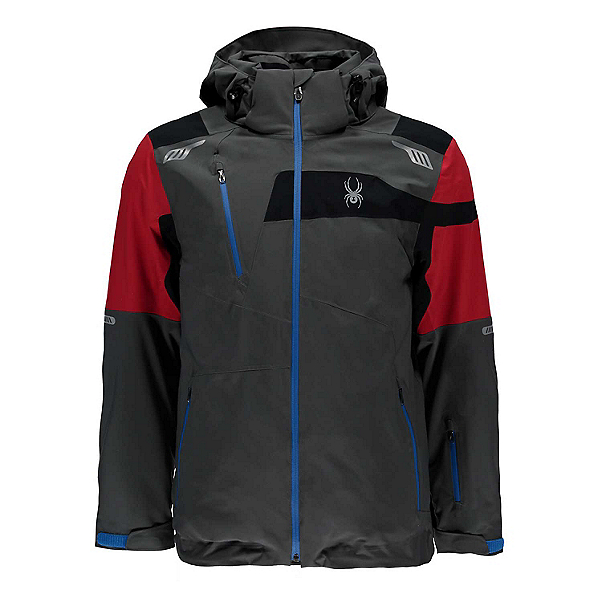 Spyder Titan Mens Insulated Ski Jacket, , 600