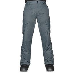 Oakley Arrowhead BioZone Mens Snowboard Pants, Dark Slate, 256
