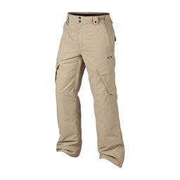 Oakley Arrowhead BioZone Mens Snowboard Pants, Rye, 256