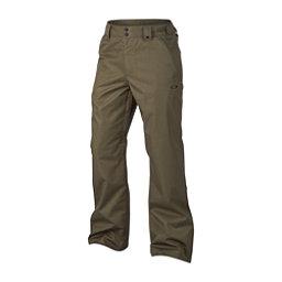 Oakley SunKing BZI Mens Snowboard Pants, Dark Brush, 256