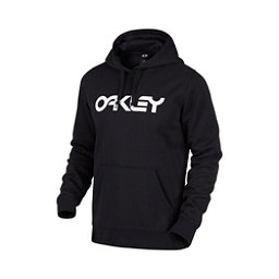 Oakley DWR FP Pullover Mens Hoodie, Blackout, 256