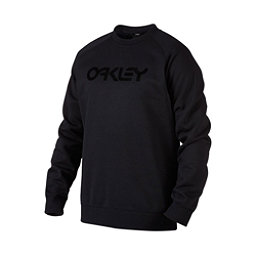 Oakley DWR FP Crew Mens Hoodie, Blackout, 256