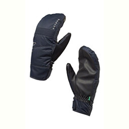 Oakley Roundhouse Mittens, Blackout, 256