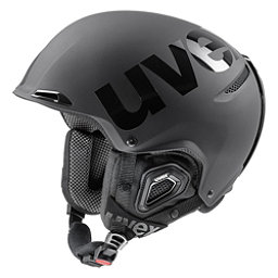 Uvex Jakk+ octo+ Helmet 2018, Black Matte-Shiny, 256