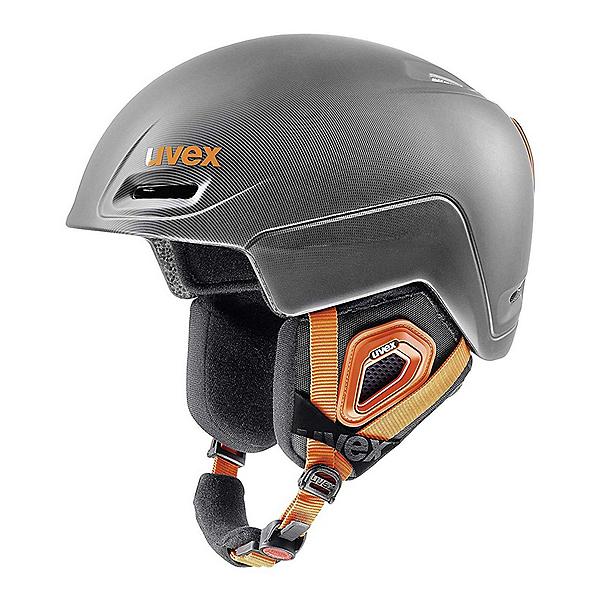 Uvex Jimm Helmet, Grey-Black-Orange Matte, 600