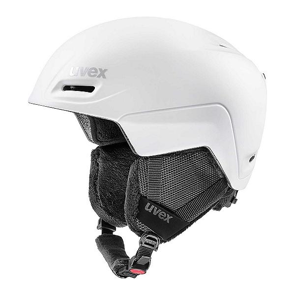 Uvex Jimm Helmet, White Matte Loden, 600
