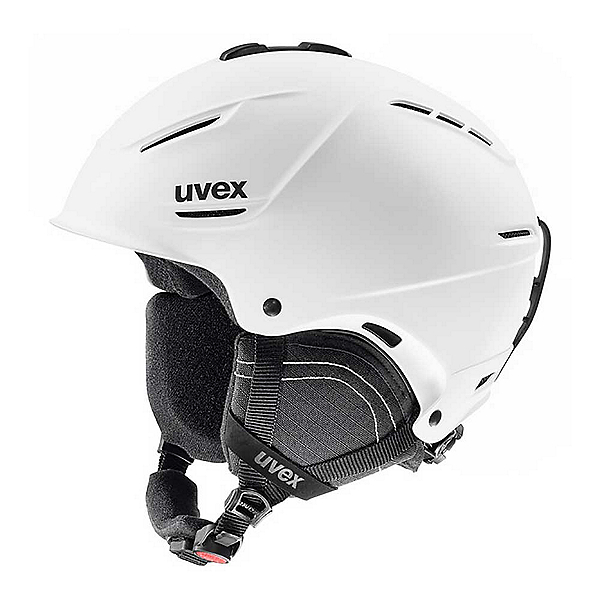 Uvex p1us 2.0 Helmet, White Matte, 600