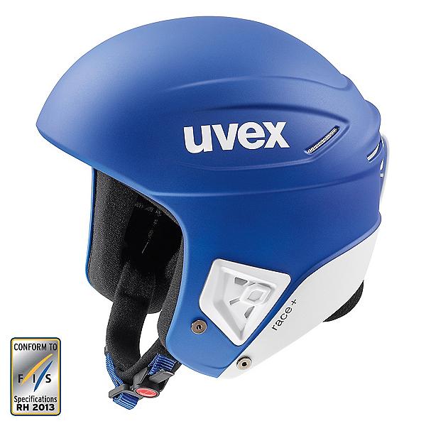 Uvex Race + Helmet 2018, Cobalt-White Matte, 600