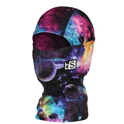 BlackStrap The Kids Hood Kids Balaclava, Galactic, 256