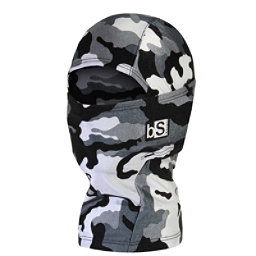 BlackStrap The Kids Hood Kids Balaclava, Snow Issue, 256