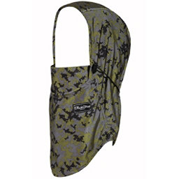 BlackStrap The Team Hood Prints Balaclava, Digital Forest, 256